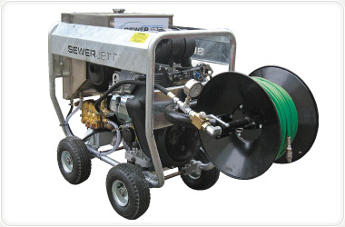 New Water Jetter for Precise Plumbing & Gas Perth